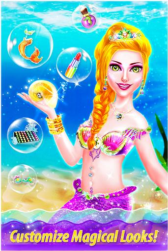 My Little Mermaid - Magical Kingdom Story 1.0.2 screenshots 3