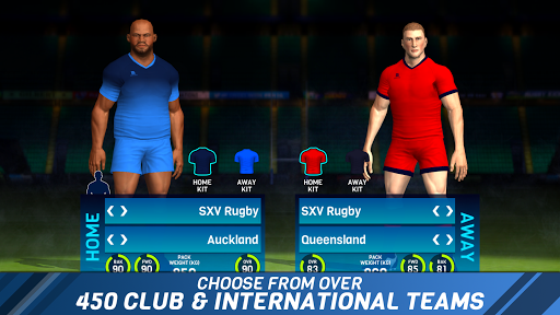 Rugby Nations 18 1.0.7 screenshots 13