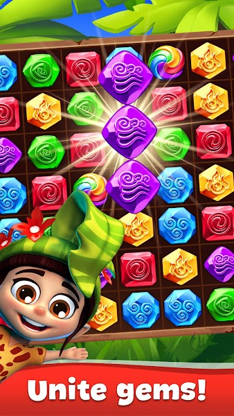 Gemmy Lands v6.50 [Unlimited Gold/Gems