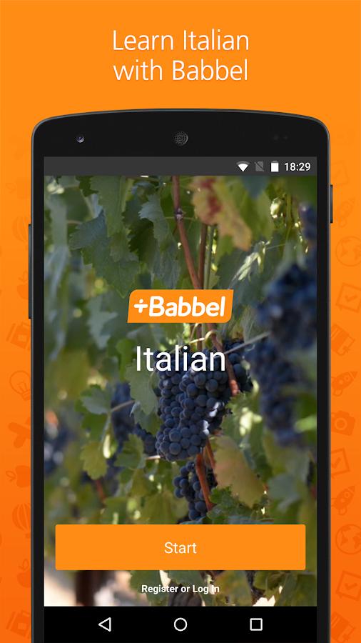 MosaLingua Learn Italian App - Free Download