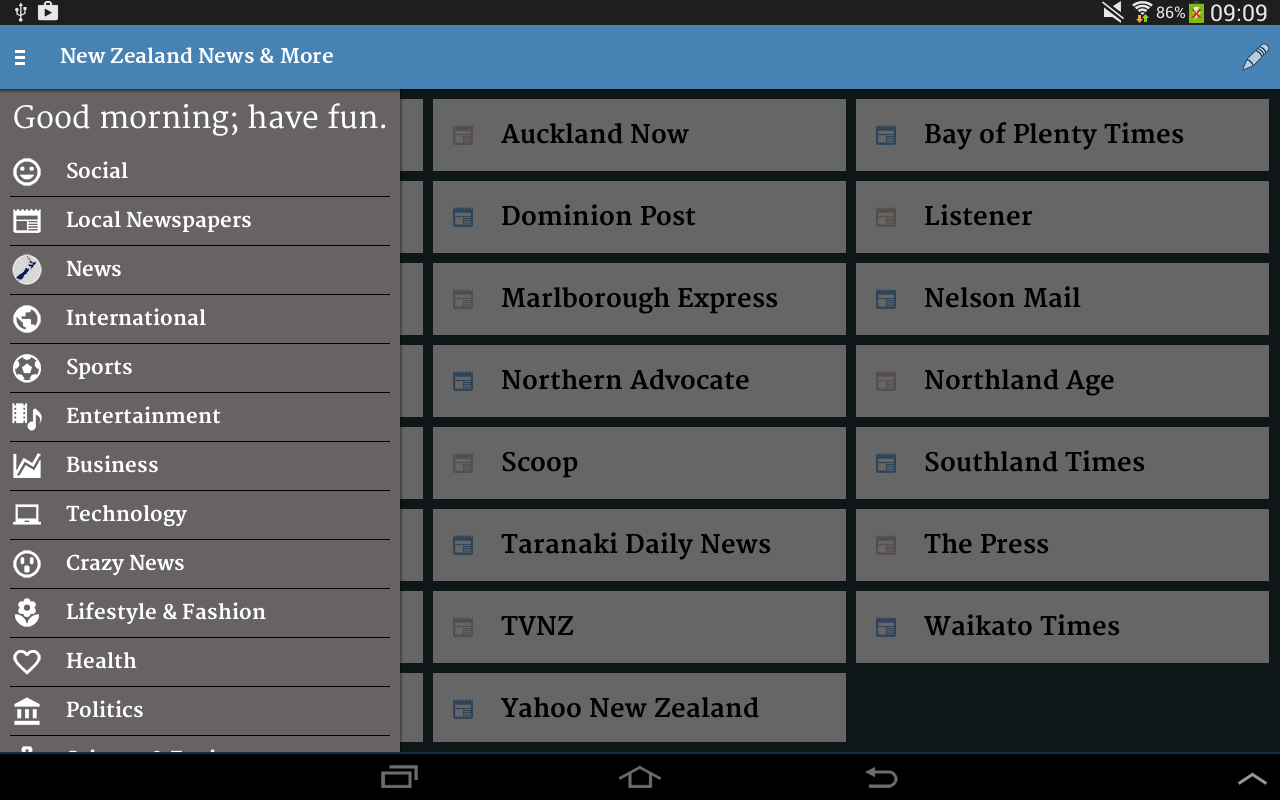 New Zealand News & More- screenshot
