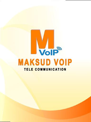 Maksud VoIP