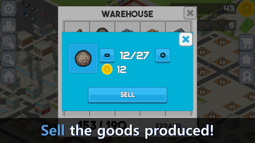 RealFactory - Factory production game 1.0.5.8 {cheat|hack|gameplay|apk mod|resources generator} 5