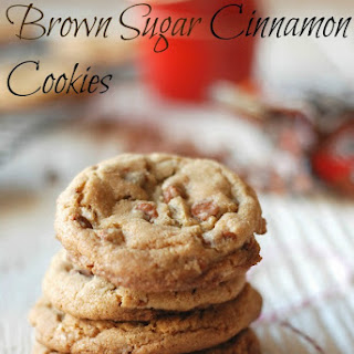 Brown Sugar Cinnamon Cookies.
