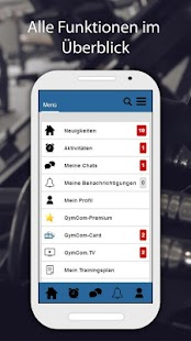 GymCom- screenshot thumbnail