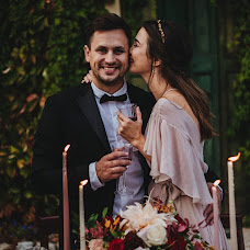 Wedding photographer Kseniya Yurkinas (kseniyayu). Photo of 09.12.2018