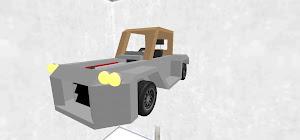 暇つぶしに作った車3