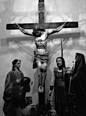 Sulla croce di carm_ian_