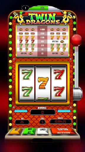 Slot machine report