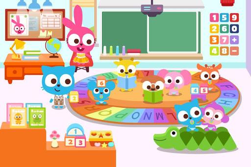 Papo Town Preschool screenshot 2
