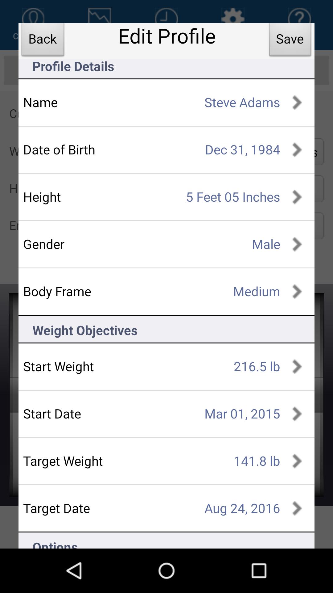 Monitor Your Weight screenshot #5