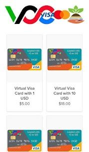 Virtual Credit Card Provider 2