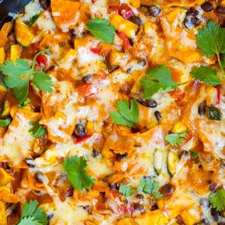 One Pot Stove Top Enchiladas - Summer Style