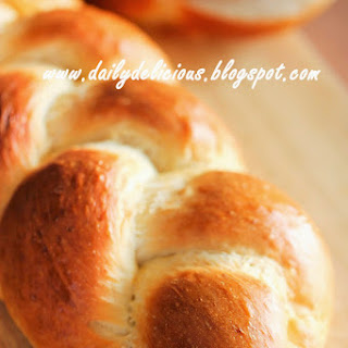 Braided Milk Bread