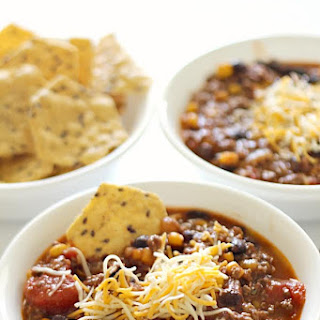 Black Bean Taco Soup {Freezer Meal} Recipe