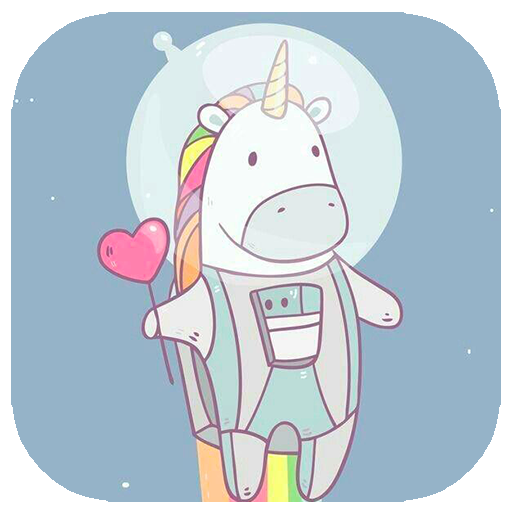 Cute Unicorn Wallpapers Rainbow Unicorn Wallpaper