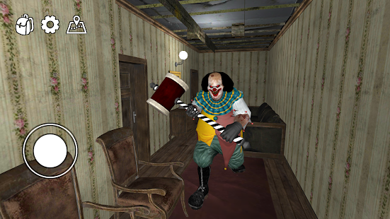 Horror Clown Pennywise - Scary Escape Game apk