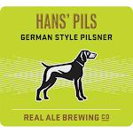 Real Ale Hans' Pils