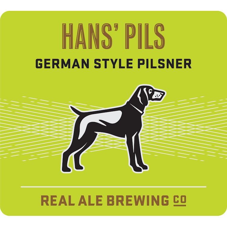 Logo of Real Ale Hans' Pils