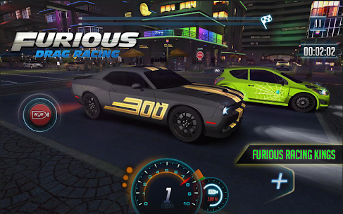Furious 8 Drag Racing – 2020's new Drag Racing 3