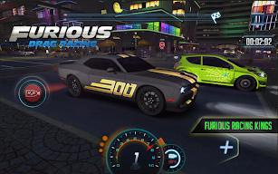 Furious 8 Drag Racing - 2018's new Drag Racing screenshot for Android