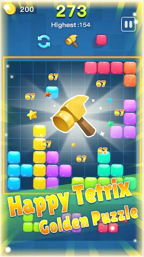 Happy Tetrix screenshot 3