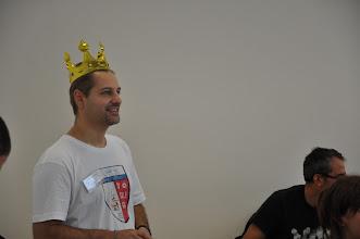 Photo: Sky Castle Game : le roi Fabrice
