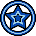 Asterism icon