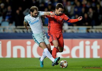 Ce Belge a été élu homme du match malgré sa blessure