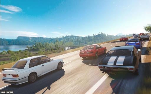 Track Racer - Highway Traffic Burnout 0.1 screenshots 1