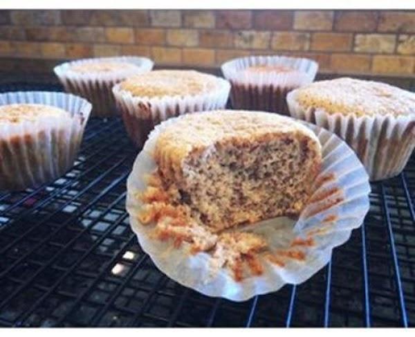 Simple Almond Flour Muffins Recipe
