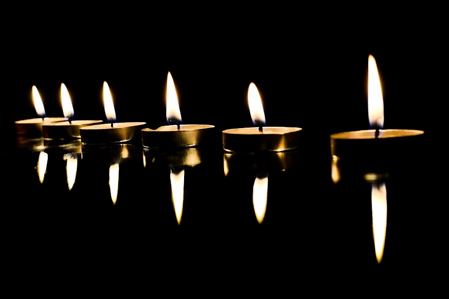 Candles 2 by Samrat Ganguly - Artistic Objects Other Objects