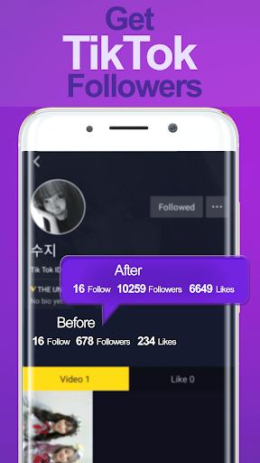 Followers for TikTok 1.0 screenshots 2