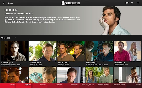 Showtime Anytime Screenshot 8