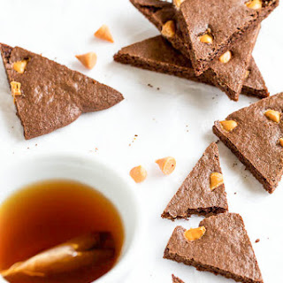 Butterscotch Brownie Brittles