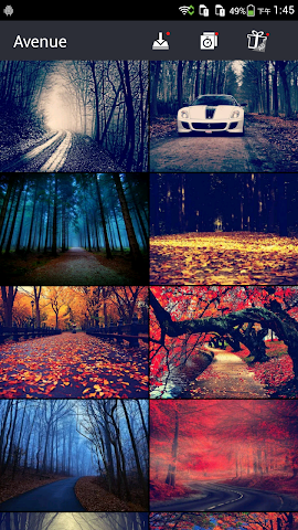 android Avenue Wallpapers Screenshot 1
