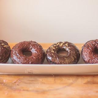 Chocolate Cabernet Doughnuts Recipe