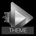 Chrome Theme - Rocket Player icon
