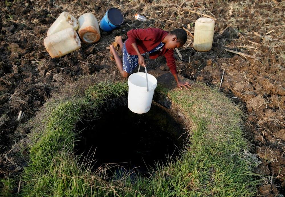 Die vrees vir nog 'n cholera-uitbraak het Zimbabwe getref namate die waterkrisis verdiep