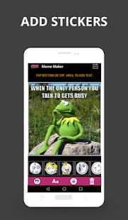 Meme Maker - Meme Generator Free - náhled