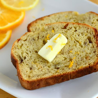 Citrus Banana Bread Recipe