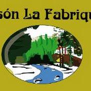 Logo Mesón La Fabriquilla.