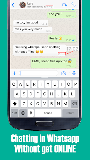 Whatspause to whatsapp  screenshots 5