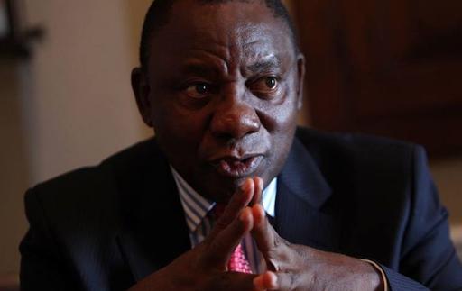Ramaphosa bevraagteken die eerste keer Mkhwebane se politieke motiewe - Business Day