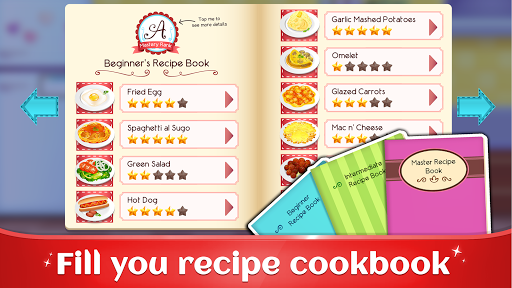Cookbook Master - Master Your Chef Skills! apktram screenshots 3