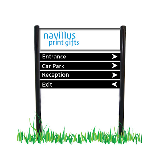 Bespoke Exterior Post and Panel Signs