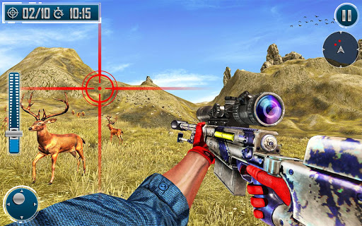 Wild Deer Hunting Adventure :Animal Shooting Games screenshots 21