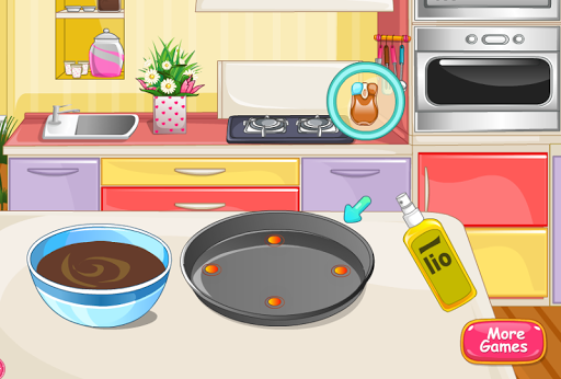 pizza cookies cooking girls 3.0.0 screenshots 5