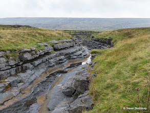 Photo: Gorge on Maize Beck North East of High Cup Nick, Cumbria
