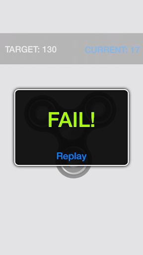 Fidget Spinner-Spiny Challenge 1.0 screenshots 2